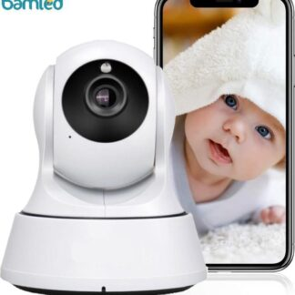 Babyfoon Met Camera - Babyfoon Met Camera En App - Babyfoon met Wifi - Hond - Wifi babyfoon + Camera HD 720P Play and Plug P2P IP Camera CCTV Cam Baby Monitor