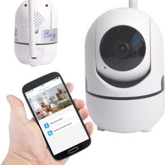 Bugsy babyfoon en veiligheidscamera met WIFI aansluiting van MeaShop