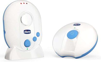 Chicco DECT-babyfoon - 1 kanalen - Blauw/Wit