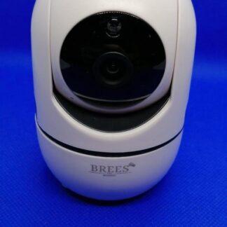 Draadloze IP Camera Beveiligingscamera Camerabewaking Bewakingscamera Netwerk WiFi Camera Babyfoon - Bewegingsdetector - Tweeweg Audio - Night Vision - HD 1080P - Cloud Storage - PTZ - Mobiele Weergave - Wit