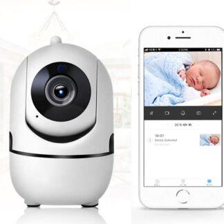 Feelings Line Babyfoon met camera en app - Draadloze Babyfoon - Babyfoon Camera - Babyfoon Wifi - IP Camera - met bewegingssensor