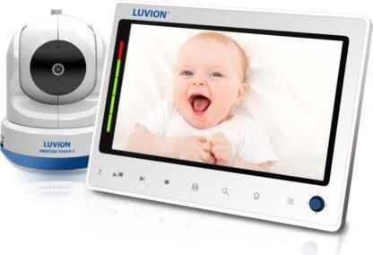 Luvion Prestige Touch 2 - Babyfoon Met Camera - Babyphone - Premium Baby Monitor