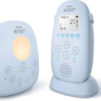 Philips Avent DECT-babyfoon SCD725/26 - Blauw