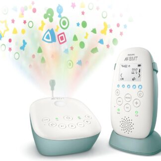 Philips Avent Dect Babyfoon SCD731/26