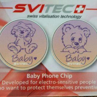 Rayguard Chip voor babyfoon - 2 stuks