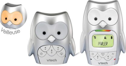 VTech BM2300 babyfoon DECT-babyfoon Wit