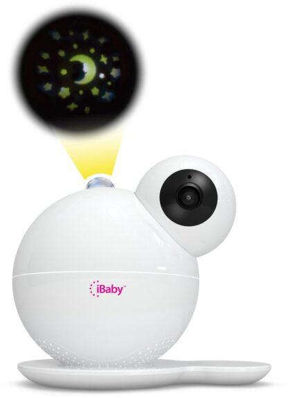 iBaby M7 Wifi babyfoon met HD camera