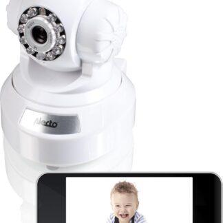 Alecto IVM-150 Babyfoon met camera - Wit