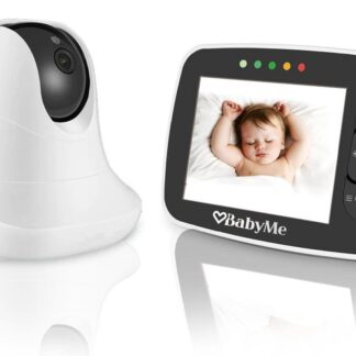 BabyMe SmartOne - BabyFoon met Camera - Terugspreekfunctie - Draadloos