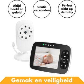 Babyfoon met Videofunctie van In Round