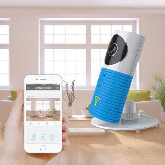 CleverDog WiFi IP Camera Babyfoon Beveiligingscamera - Two way audio - Com