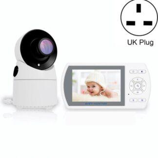 Direct-security 8003ZH 3,5 inch groter scherm Draadloze digitale bewakingscamera Babycarrièrefoon Draadloze babyfoon (UK-stekker)