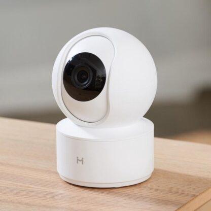 Direct-security IMILAB 016 1080P 360 graden WiFi Smart Home Security IP-camera Babyfoon, wereldwijde versie (wit)
