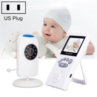 Direct-security WLSES GB101 2,4 inch draadloze bewakingscamera babyfoon, Amerikaanse stekker