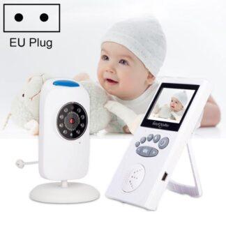 Direct-security WLSES GB101 2,4 inch draadloze bewakingscamera babyfoon, EU-stekker