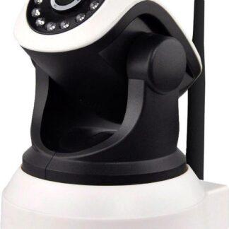 IP-camera met bewegingsdetectie - babyfoon - draadloze camera met wifi ondersteuning + app - Superdealer Sricam