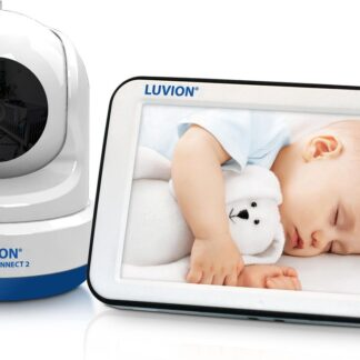 Luvion Supreme Connect 2 HD Wifi Babyfoon met Camera én App - Premium Baby Monitor