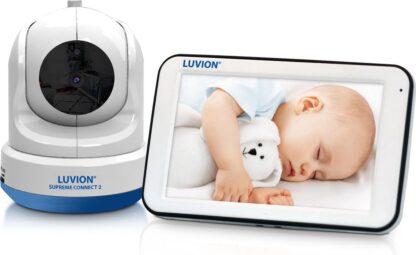 Luvion Supreme Connect 2 HD Wifi Babyfoon met Camera én App - Premium Baby Monitor