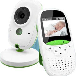 Nuki 6 Easy Babyfoon met Camera - Full HD - Direct te gebruiken