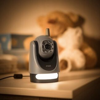 Reer babyfoon draaibare camera met display XL