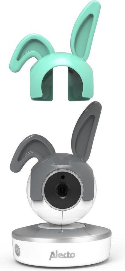 Alecto DIVM-Oortjes voor WIFI babyfoons, 2 stuks - Geschikt voor de Alecto DIVM-550 en DIVM-770