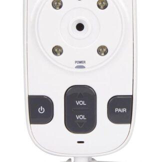Alecto DVM-671 Extra Camera - meerdere slaapkamertjes in de gaten willen houden - Wit