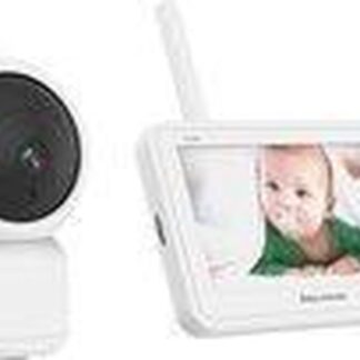Belesy BM1-Special HD Wifi Babyfoon met Camera én Monitor - Premium Baby Monitor - Muziek