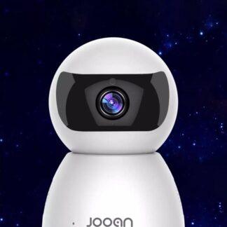 JOOAN - Video camera 1080P (Full-HD) Smart camera automatische -Beveiligingscamera - Babyfoon - WIFI draadloos - Nachtzicht - Babymonitor - Indoor - security camera - met Night vision